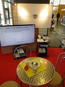 Aktion Neuanfang auf der Deutschen Anlegermesse 2015